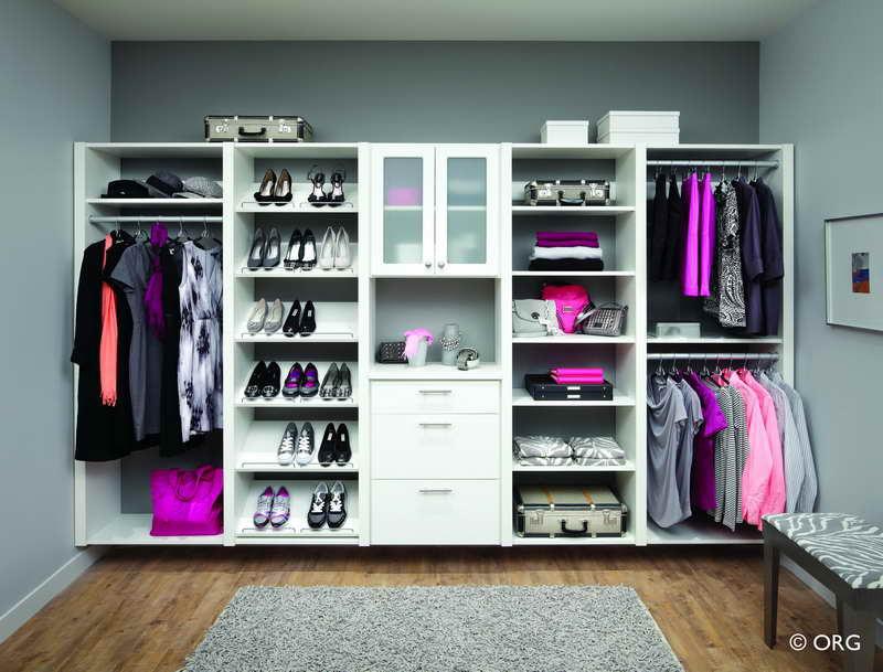 DIY Closet Organizers  Storage The Most Affordable DIY Closet Organizer Easy
