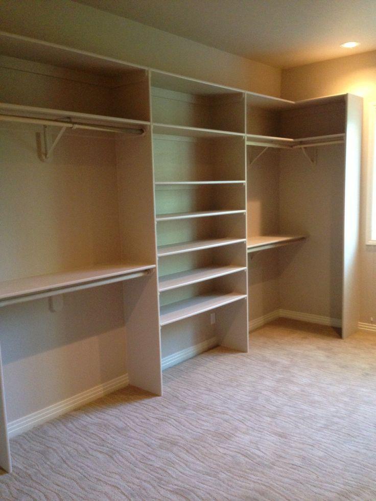 DIY Closet Organizers  Diy Closet System