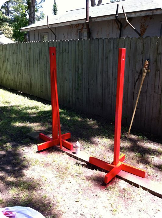 DIY Clothes Rack Garage Sale  how to make a clothes rack out of wood Google Search