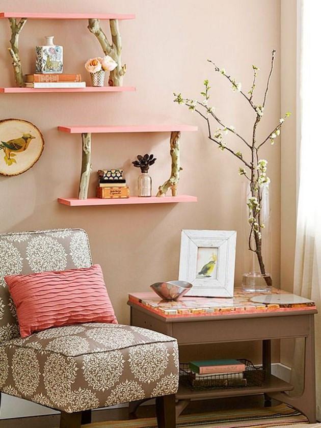 DIY Decor Ideas For Living Room  DIY Ideas The Best DIY Shelves Decor10 Blog