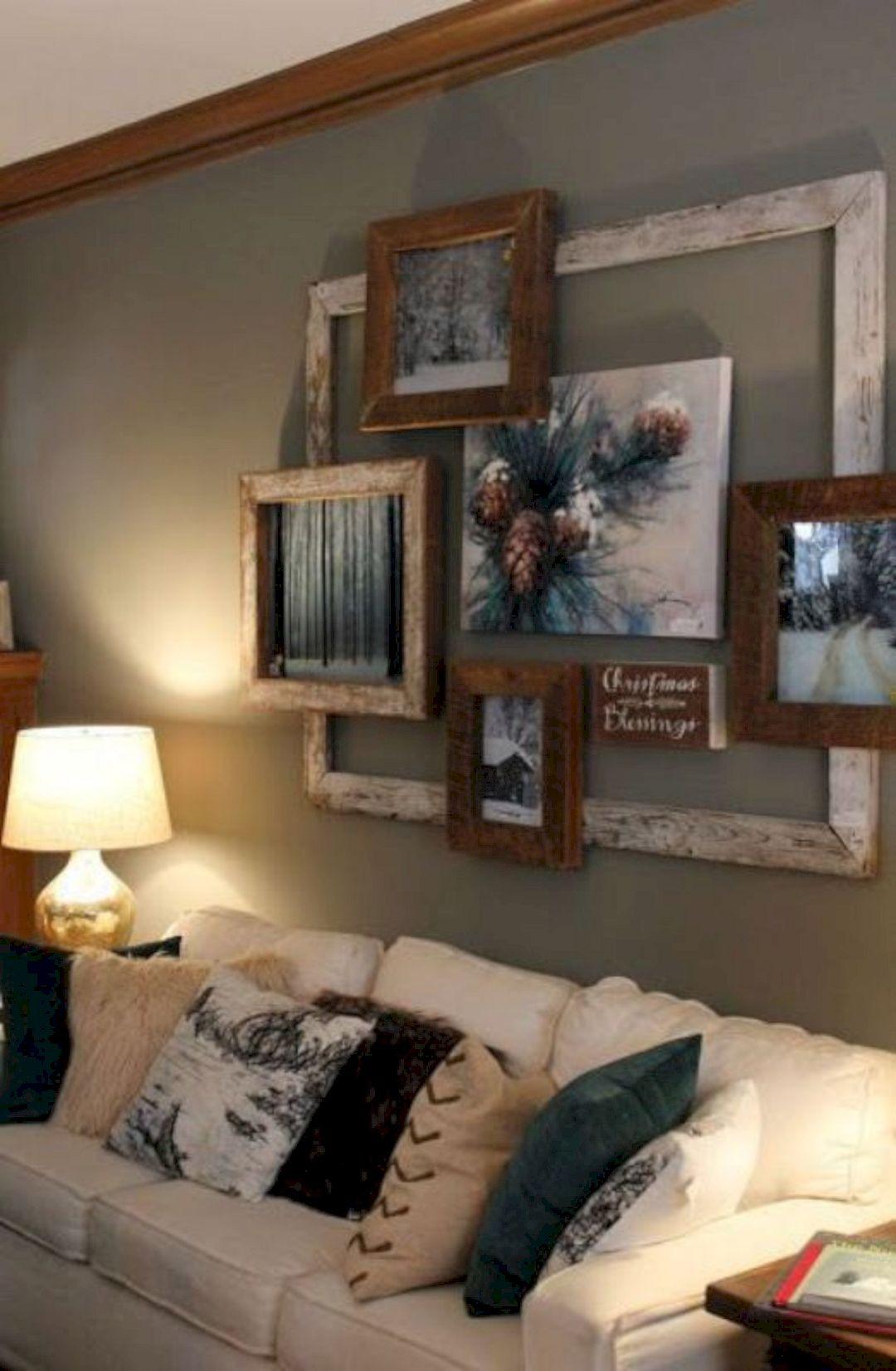 DIY Decor Ideas For Living Room  17 DIY Rustic Home Decor Ideas for Living Room – Futurist
