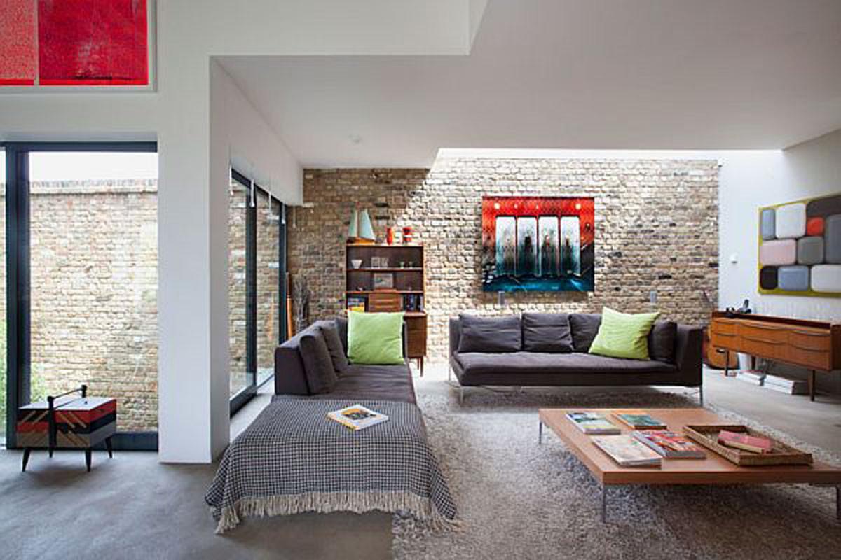 DIY Decor Ideas For Living Room  Modern Diy Living Room Wall Decorating Ideas The Diy
