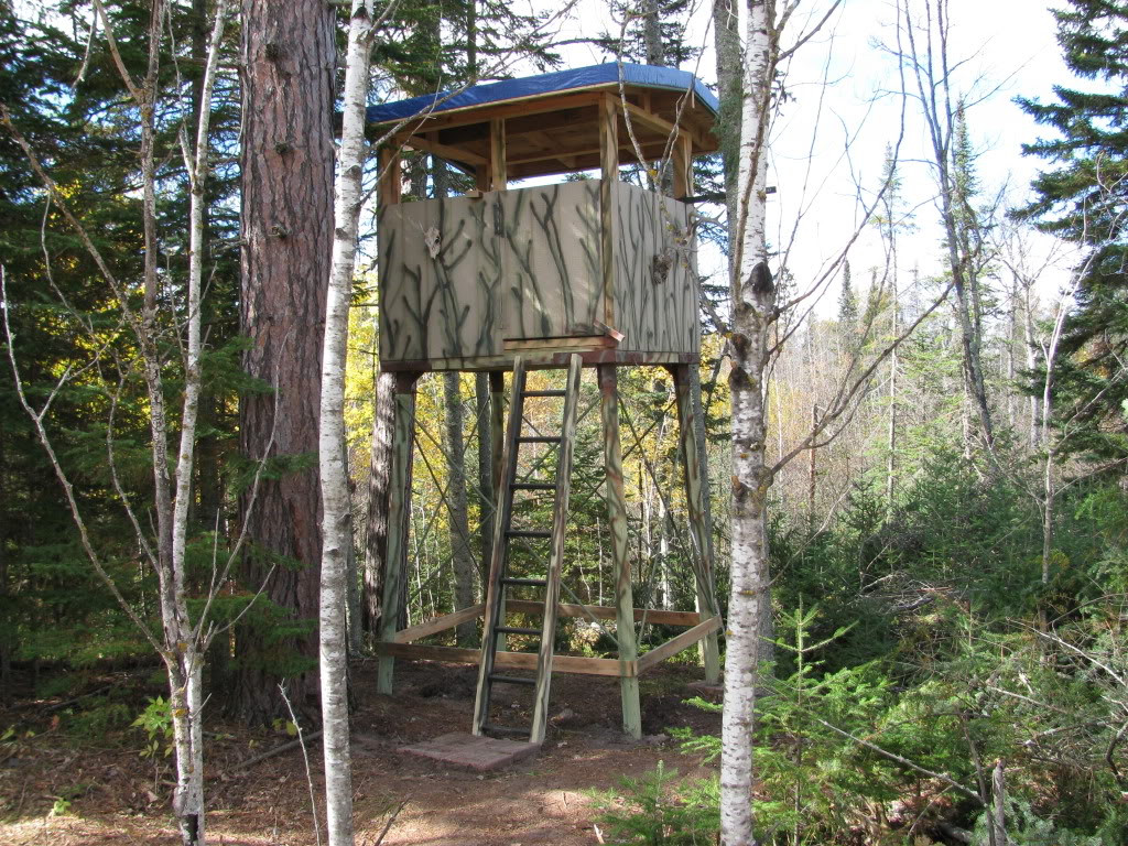 Best ideas about DIY Deer Blinds . Save or Pin Diy Ground Blind Heater Diy Do It Your Self Now.
