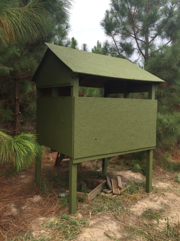 Best ideas about DIY Deer Blinds . Save or Pin diy deer stands Do It Your Self Now.