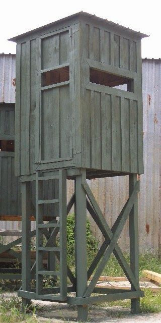 DIY Deer Stands Plans  20 Free DIY Deer Stand Plans and Ideas Perfect for Hunting