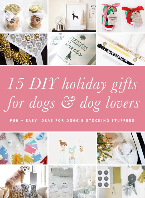 DIY Dog Gifts  Pretty Fluffy