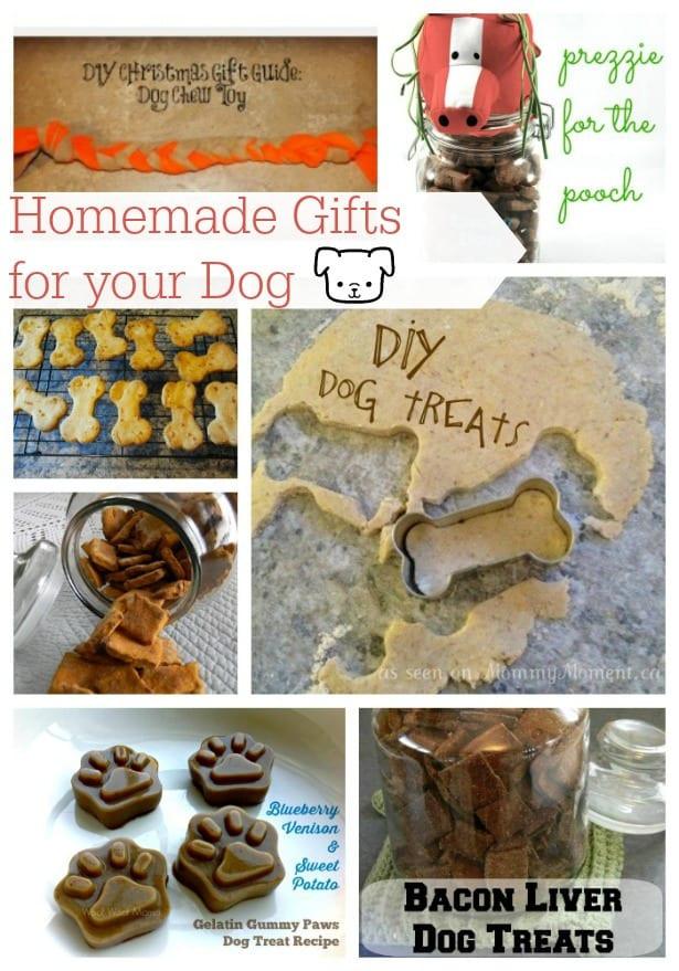 DIY Dog Gifts  Homemade Dog Gifts
