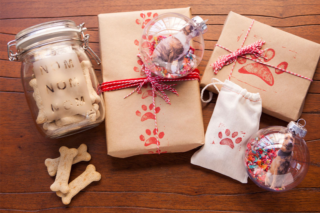 DIY Dog Gifts  5 Holiday DIY Ideas for Pet Lovers