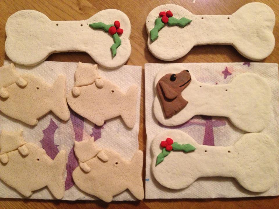 DIY Dog Gifts  Frosting Fran DIY Christmas Dog Gifts