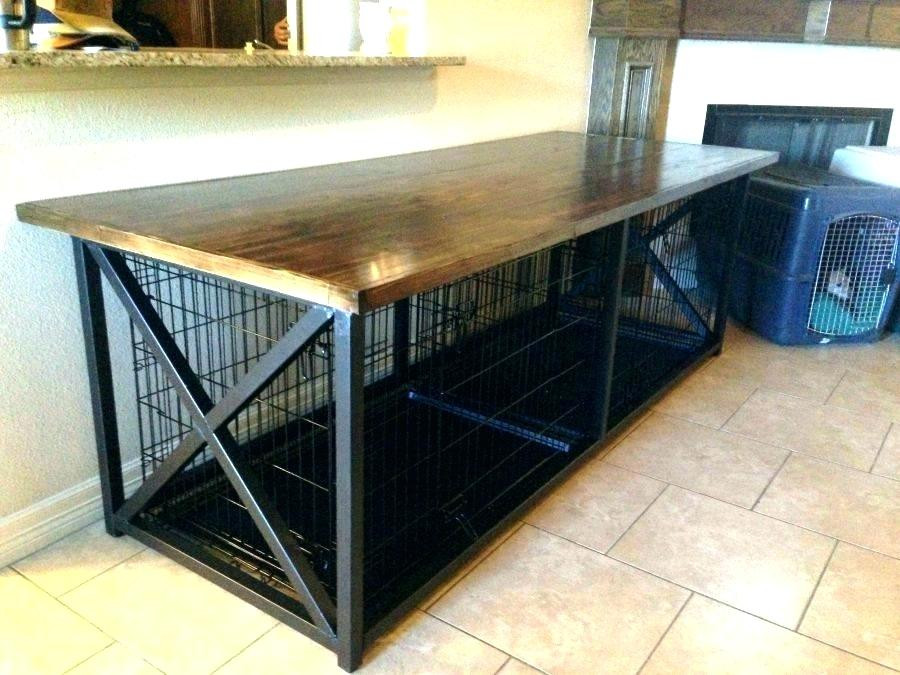 Best ideas about DIY Dog Kennel Indoor . Save or Pin Dog Crate Ideas Smart Dog Crate Ideas Indoor Wooden Dog Now.