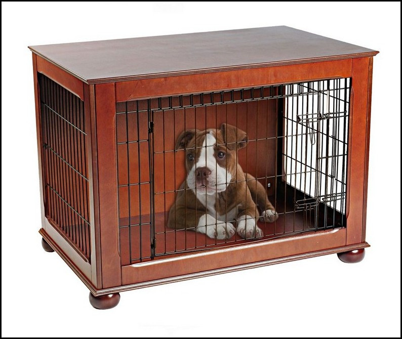 Best ideas about DIY Dog Kennel Indoor . Save or Pin Indoor Dog Kennel Ideas Dog Pet s Gallery PYB50rr3bn Now.