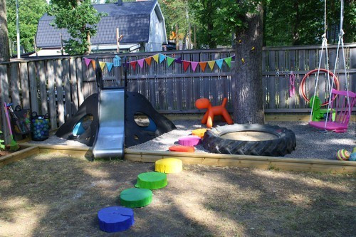 DIY Dog Playground  Unique and Ultimate Backyard Playgrounds