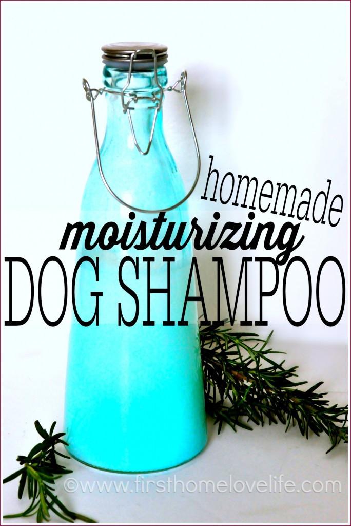 DIY Dog Shampoo  Homemade Dog Shampoo First Home Love Life