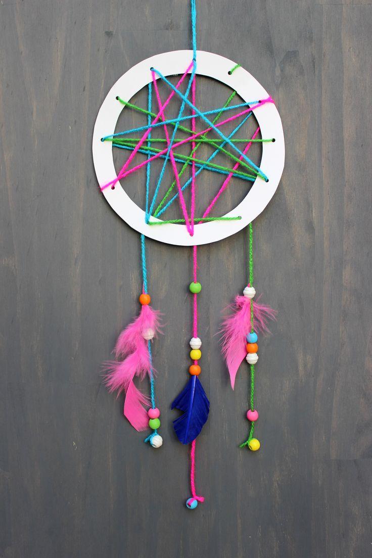 DIY Dream Catchers For Kids  Best 25 Dream catcher craft ideas on Pinterest