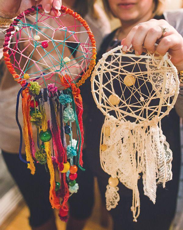 DIY Dream Catchers For Kids  DIY Project Ideas & Tutorials How to Make a Dream Catcher