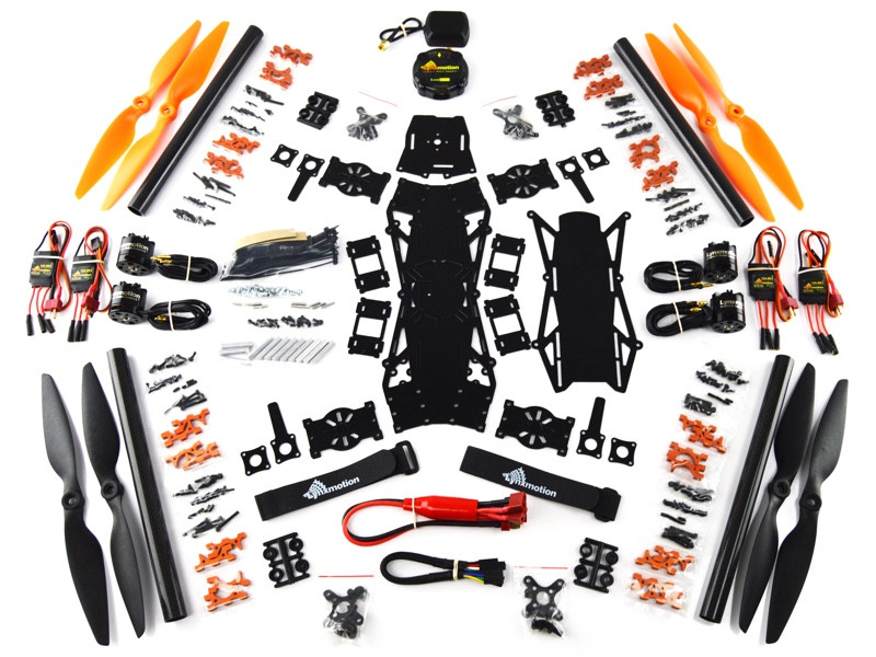 Best ideas about DIY Drone Kits . Save or Pin DIY drones 10 kits to build your own TechRepublic Now.