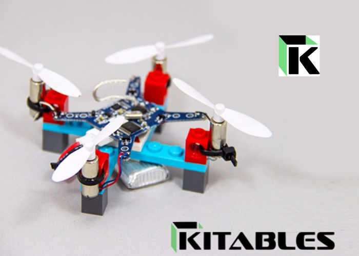Best ideas about DIY Drone Kits . Save or Pin DIY Mini Lego Drone Kits Hit Kickstarter video Geeky Now.
