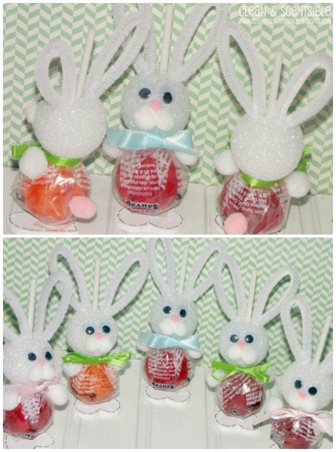 Best ideas about DIY Easter Gifts . Save or Pin 5 DIY Easter Bunny Gift Ideas for Toddlers Now.