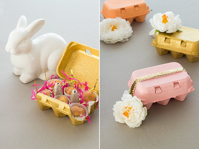 Best ideas about DIY Easter Gifts . Save or Pin DIY Spring Baked Goods Gift Box Now.