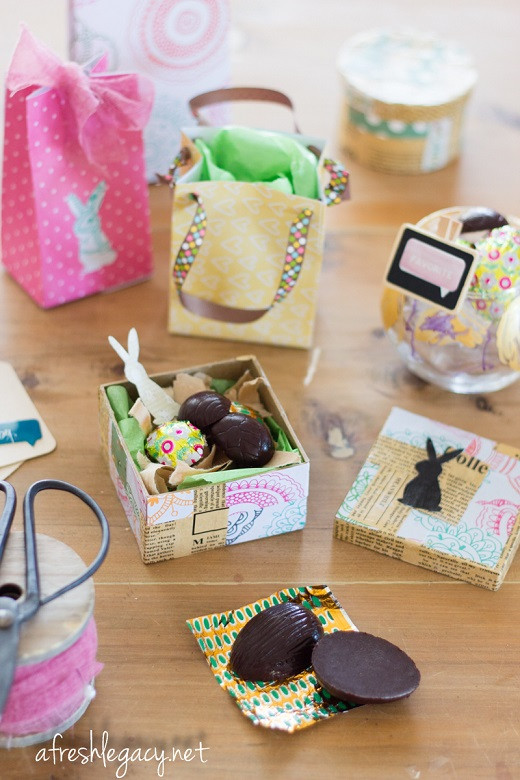 Best ideas about DIY Easter Gifts . Save or Pin DIY Easter Gift Wrapping Ideas Now.
