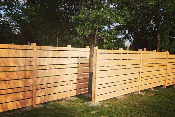DIY Fence Building  27 Cheap DIY Fence Ideas for Your Garden Privacy or