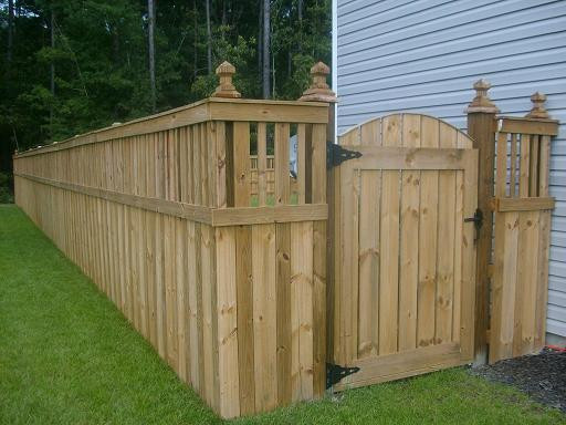 DIY Fence Building  How To Build Wood Fence Gate Plans Free Download