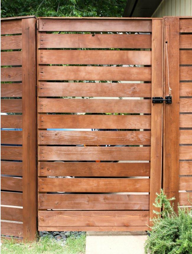 DIY Fence Building  DIY Fence Gate 5 Ways to Build Yours Bob Vila