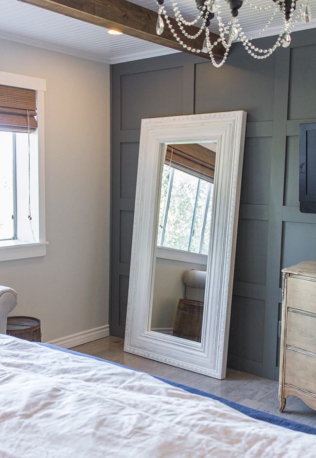 Best ideas about DIY Floor Mirror . Save or Pin Master Makeover DIY Floor Mirror—from Ikea to Vintage Now.