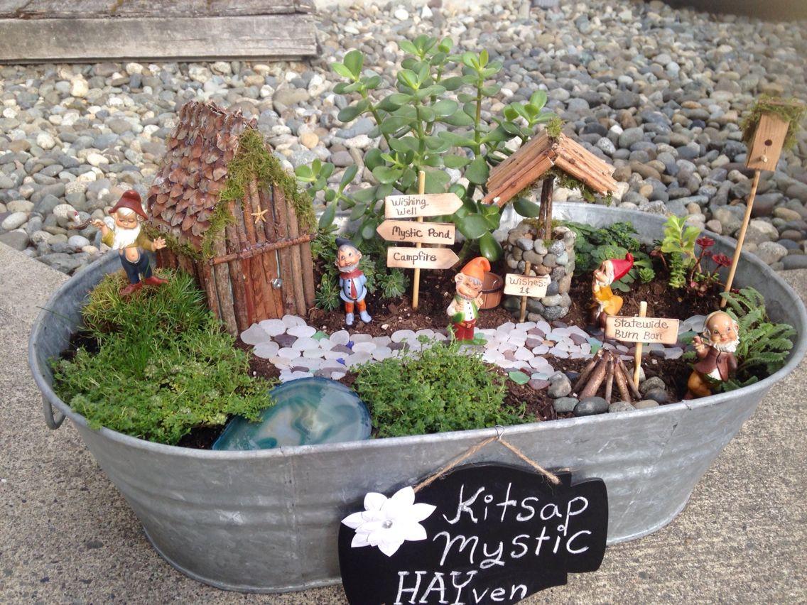 Best ideas about Diy Garden Ideas . Save or Pin 23 Diy Fairy Garden Ideas Homemade ideacoration Now.