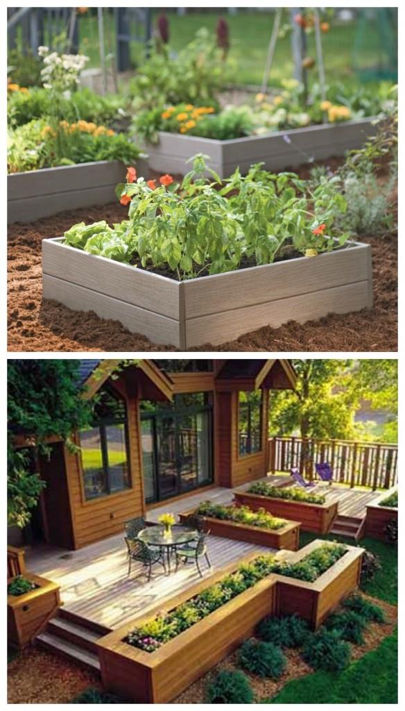 Best ideas about Diy Garden Ideas . Save or Pin 17 DIY Garden Ideas BeautyHarmonyLife Now.