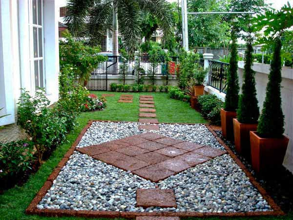 Best ideas about Diy Garden Ideas . Save or Pin 25 Lovely DIY Garden Pathway Ideas Now.