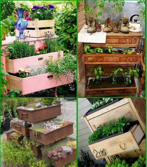 Best ideas about Diy Garden Ideas . Save or Pin DIY Garden Ideas Idees And Solutions Now.