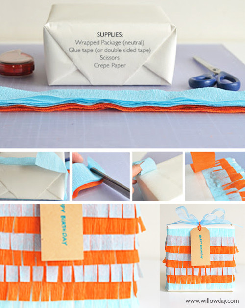 Best ideas about Diy Gift Ideas For Girlfriend . Save or Pin 25 Adorable and Creative DIY Gift Wrap Ideas Now.