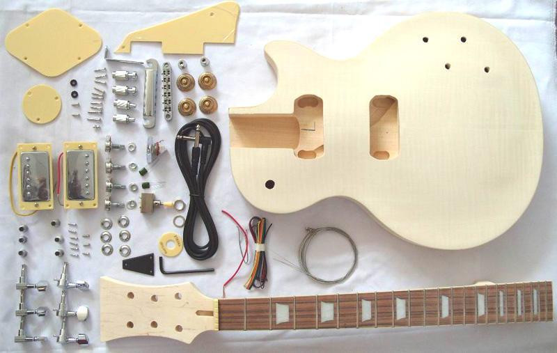 DIY Guitar Kits Suppliers  Guitar Kits Diy Guitar kits ST001 China Manufacturer