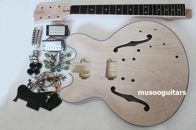 DIY Guitar Kits Suppliers  Aliexpress Buy PROJECT ELECTRIC GUITAR STYLE BUILDER