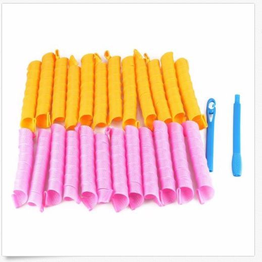 Best ideas about DIY Hair Curlers . Save or Pin 18 40Pcs Hair Rollers Hot DIY Curlers Magic Circle Now.