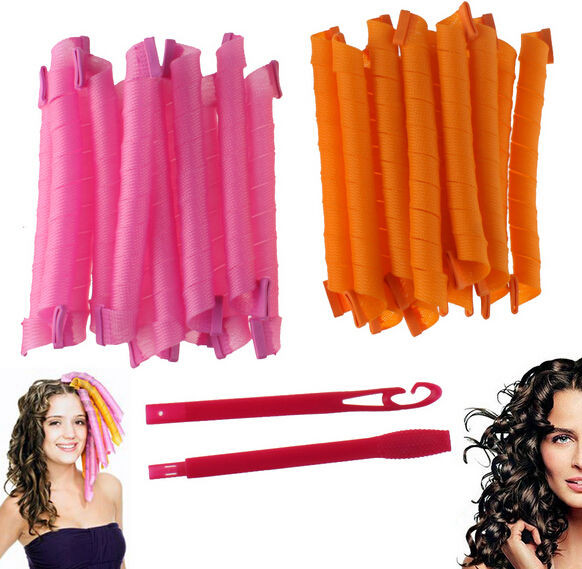 Best ideas about DIY Hair Curlers . Save or Pin Fashion DIY Long Hair Rollers Curlers Magic Circle Twist Now.
