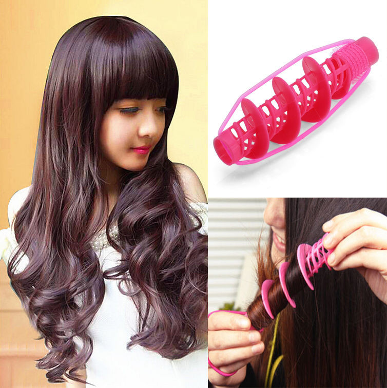 Best ideas about DIY Hair Curlers . Save or Pin Hair Care Natural Big Wave Curls Roller Curlers Curling Now.