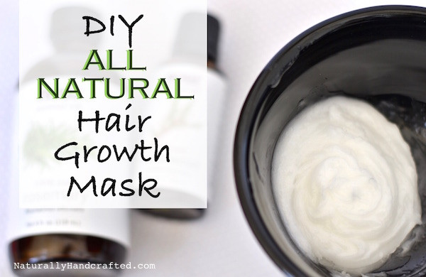 Best ideas about DIY Hair Growth Mask . Save or Pin DIY Hair Growth Mask with Coconut Oil Naturally Handcrafted Now.