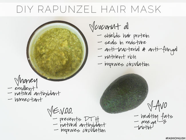 Best ideas about DIY Hair Growth Mask . Save or Pin My Rapunzel Hair Mask ft Coconut Oil Duh Now.