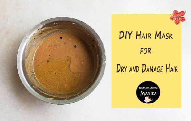 Best ideas about DIY Hair Mask For Dry Damaged Hair . Save or Pin DIY Hair Mask for Dry and Damage Hair – Beauty and Now.