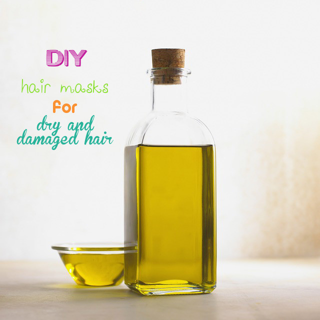 Best ideas about DIY Hair Mask For Dry Damaged Hair . Save or Pin 6 DIY homemade masks for dry and damaged hair Now.