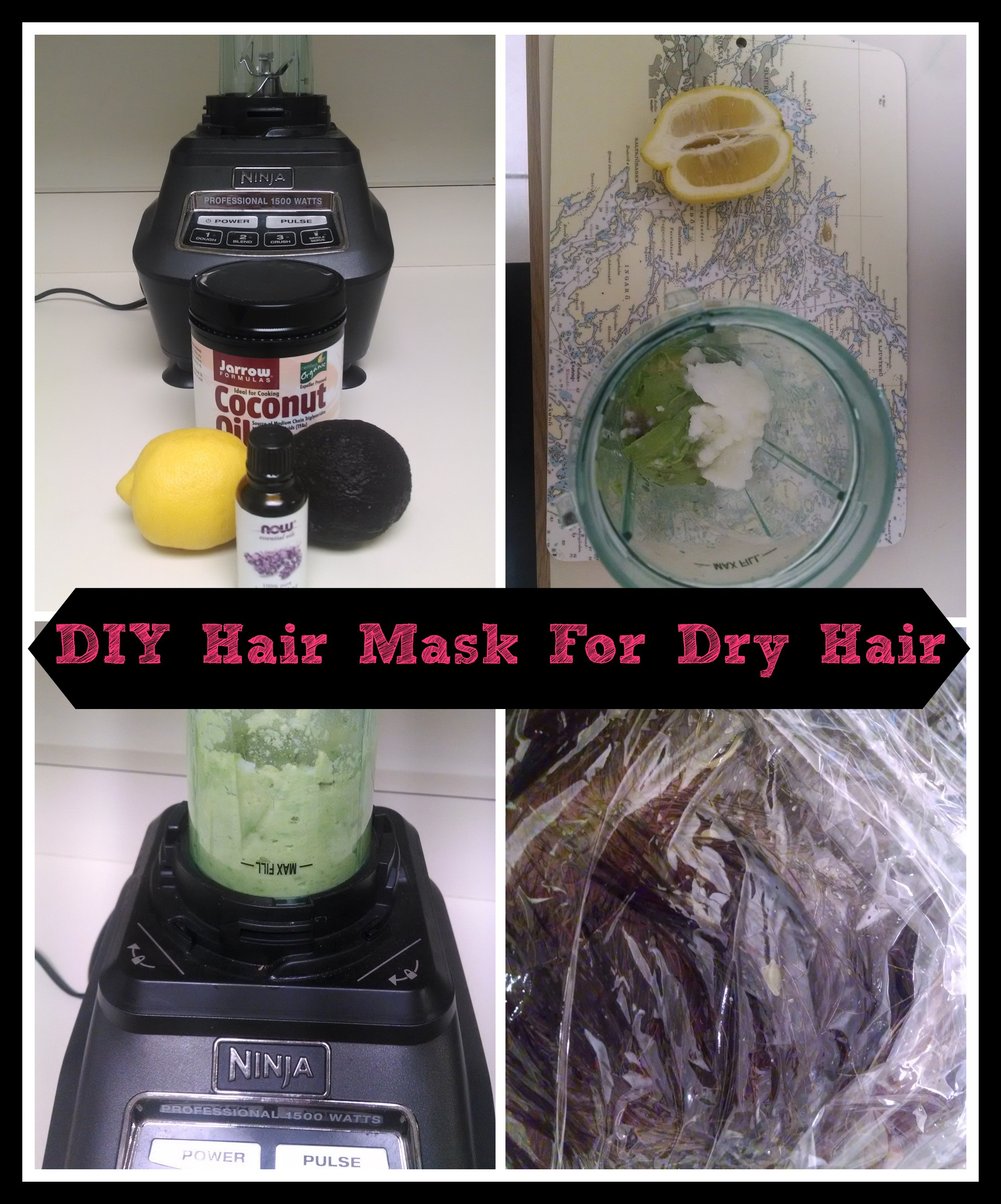 Best ideas about DIY Hair Mask For Dry Damaged Hair . Save or Pin Easy Homemade Hair Mask For Damaged Hair Now.