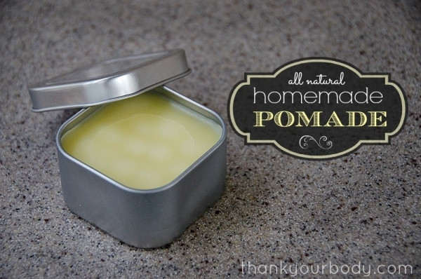 Best ideas about DIY Hair Pomade . Save or Pin All Natural Homemade Pomade 32 Homemade Hair Products for… Now.