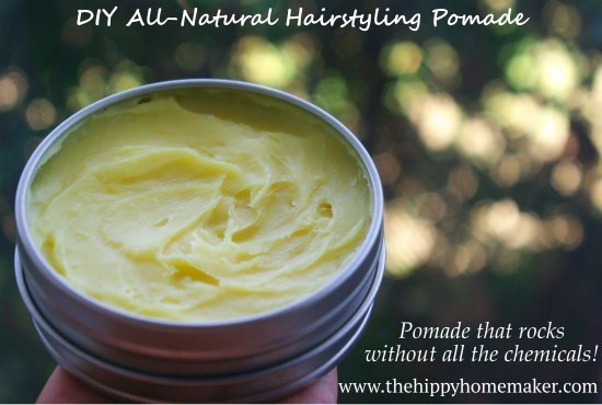 Best ideas about DIY Hair Pomade . Save or Pin DIY All Natural Hair Styling Pomade That Rocks Now.
