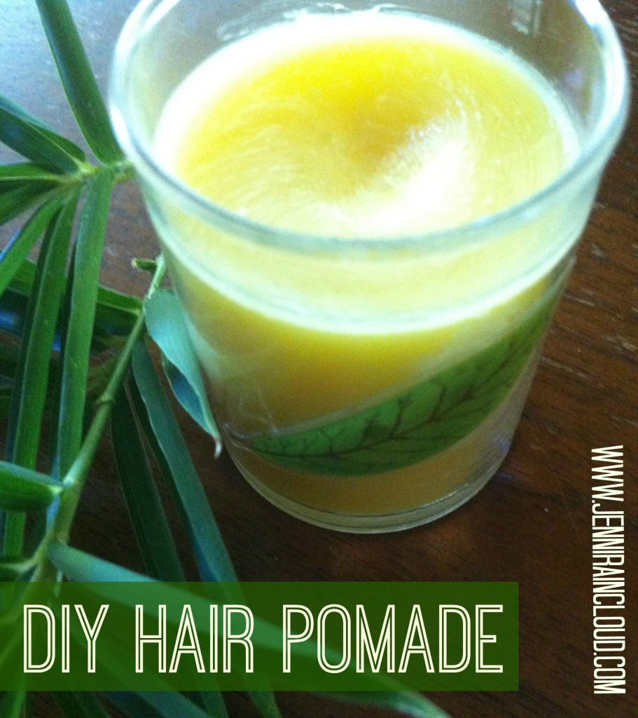 Best ideas about DIY Hair Pomade . Save or Pin Homemade Organic Hair Pomade… Now.