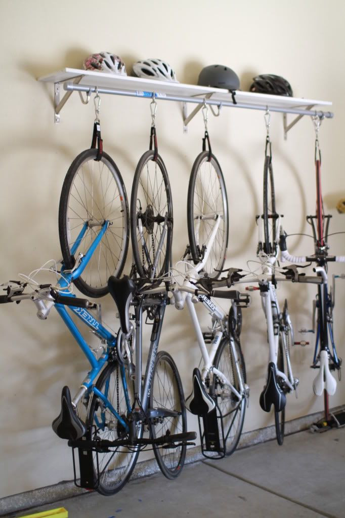 Best ideas about DIY Hanging Bike Rack . Save or Pin New Post 20 All Pinterest Now.