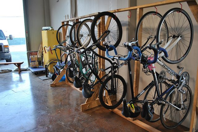 Best ideas about DIY Hanging Bike Rack . Save or Pin Best 25 Hanging bike rack ideas on Pinterest Now.