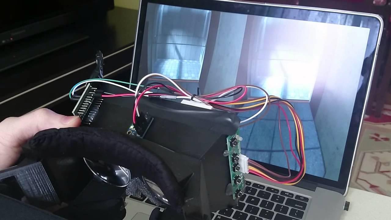 DIY Head Tracking  DIY Rift Portal Head Tracking Test