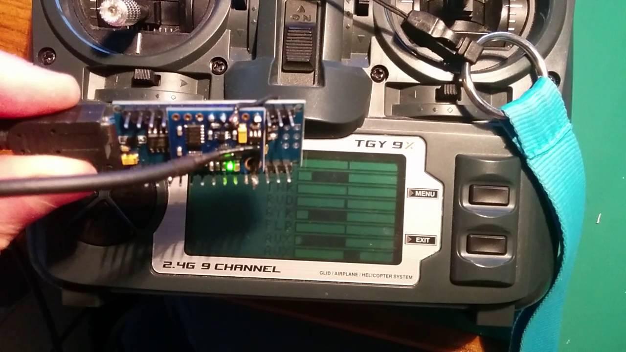 DIY Head Tracking  Diy head tracker works with Turnigy 9x